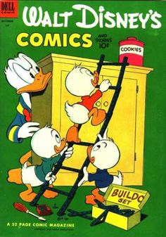 Walt Disney's Comics and Stories 147