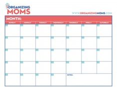 make my own calendar template - create your own calendar with this fill in the blank