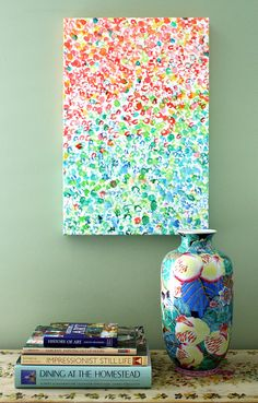 Love this!  Abstract Impressionism