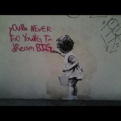 #banksy #dream #streetart