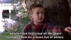 keytoyourlocket:      He's right, you know. :)    One Tree Hill Season 6 Episode 13, Things A Mama Don't Know