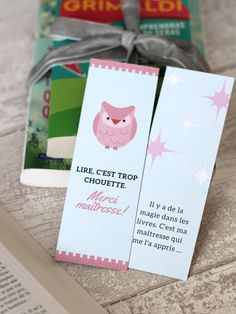 marque page a imprimer cadeau maitresse Lovely Bulle (5) Diy Couture Cadeau, Diy Cadeau Maitresse, Baby Shower Gifts, Baby Gifts, Diy Cadeau Noel, Mother Gifts, Birthday Gifts, Bubbles, Place Card Holders