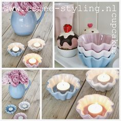 Cupcake bowl Ib Laursen
