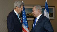 Kerry a Netanyahu: Reavivemos el proceso de paz