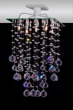 Lustres de cristal