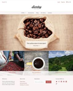 Do you need a shop for your bekeries, coffee house, home made cake? This article all about Best Responsive Shopify Themes for Bakeries and Coffee Shops! Most of the people focusing their business to bakeries and coffee shop so it's really a trending issue. If you want to planning to build your webs