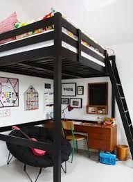 """Résultat de recherche d'images pour """"mezzanine chambre ado"""""""