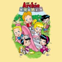 Archie Comics Launches The Archie Babies Archie Comics, Comics Und Cartoons, Comic Book Covers, Comic Books, Riverdale Comics, Tiny Titans, Betty And Veronica, Baby Time, Happy People