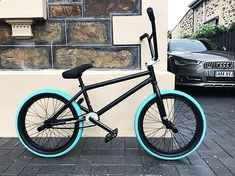 's build is awesome - Bmx Bikes - Ideas of Bmx Bikes - 's build is awesome Bmx Bike Shop, 24 Bike, Bmx Bike Parts, Bmx Bicycle, Bike Rides, Road Bike, Cycling Art, Cycling Quotes, Cycling Jerseys