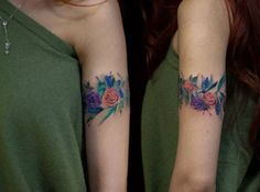 36 stunning watercolor floral tattoos There is nothing more beautiful than a flower . Flower Tattoo Drawings, Flower Tattoo Back, Flower Tattoo Designs, Flower Tattoos, Small Tattoos, Cool Tattoos, Sunflower Tattoo Sleeve, Sunflower Tattoo Shoulder, Sunflower Tattoo Design
