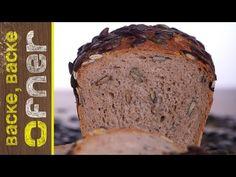 Bio Dinkelbrot mit Natursauerteig | Backe backe Ofner - YouTube Banana Bread, Pane Pizza, Youtube, Desserts, Recipes, Breads, Food, Bread Baking, Dessert Ideas