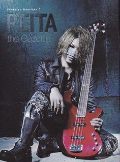 Reita-The GazettE