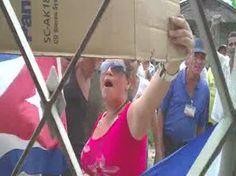 Por: Yoan David González Miami FL. 08/07/2015 La señora Jenny Freire Rosabal, natural de Santa Cruz del Sur, Camagüey- Cuba, quien fuera agente de la Policía Política del Estado cubano, por algún tiempo, organizadora y directora de violentos actos de...