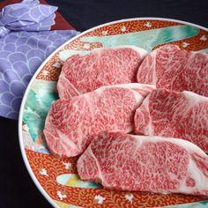 Japan Wagyu beef 【送料無料】【お中元】黒毛和牛A5等級サーロインステーキ200g×2枚