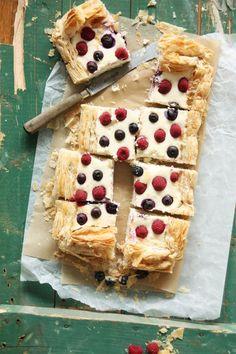 Puff Cheesecake