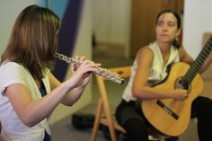 Guitar and Flute Duo audition for Sternberg Clarke