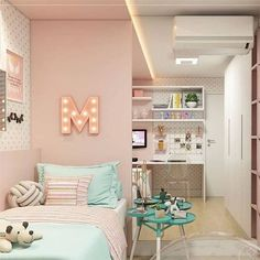 45 stylish & chic kids bedroom decorating ideas for girl and boys 25 Girl Bedroom Designs Bedroom Boys Chic Decorating Girl Ideas Kids Stylish Kids Bedroom Decor, Room, Room Design, Bedroom Interior, Small Room Bedroom, Room Decor, Small Bedroom, Cool Kids Bedrooms, Dream Rooms