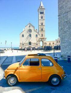 """Fiat 500 """"La Stampa"""" finalist"""