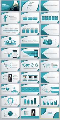 30+ Best Blue business powerpoint Template | PowerPoint Templates and Keynote Templates