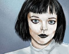 "Check out new work on my @Behance portfolio: ""ALICE GLASS"" http://be.net/gallery/46464927/ALICE-GLASS"