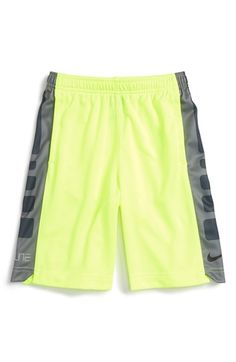 Nike 'Elite Stripe' Shorts (Toddler Boys & Little Boys)