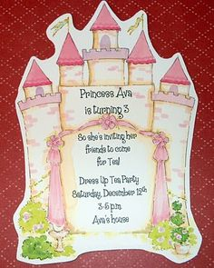 princess birthday party images - Google Search