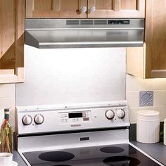 "30"" Non-Ducted Under-Cabinet Range Hood - Stainless Steel"