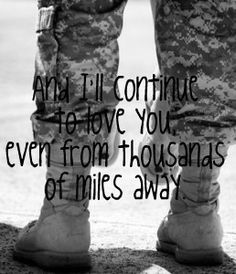 Always, no matter the distance<3