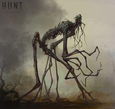 ArtStation - monsters - 02, Timur Mutsaev