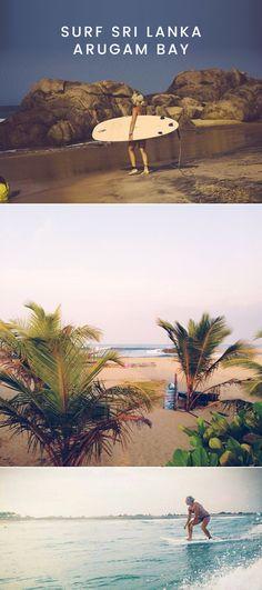 Erfahre alles Wissenswerte über das Surfen in Arugam Bay, ein kleines Paradies im Osten Sri Lankas.