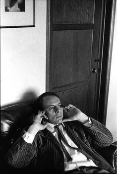 William Gedney. Karlheinz Stockhausen, 1967