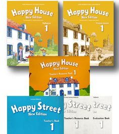 Kid's Book Store Free: Happy House 1 pdf free Class Book| Activity Book |...