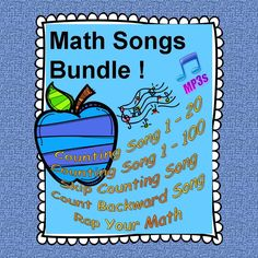 Math Counting Songs: