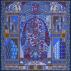 2477 meilleures images du tableau carrés foulards   Hermes scarves ... c503c3fc703