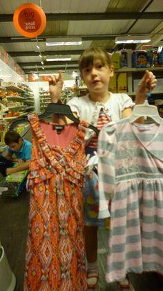 TK Maxx Mum/Dad V. Kids Style Challenge http://synchronizationofus.com/2012/07/30/tk-maxx-style-challenge/