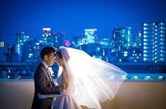 大阪市内の夜景をバックに。  Photo The Lovel #前撮り#結婚写真#結婚#ウエディング#ウエディングフォト#ブライダル#PhotoTheLovel#FIVESTARWEDDING#ノートルダム#THELOVEL#カメラマン#日本中のプレ花嫁さんと繋がりたい#写真好きな人と繋がりたい#結婚式準備#結婚準備#weddingtbt#マタニティフォト#エンゲージメントフォト#instawedding#プレ花嫁#プレ花婿#卒花嫁#ドレス#結婚式#フォトジェニック#bridal#ウェディングニュース#結婚式DIY#カメラ女子#marry @duclass_osaka