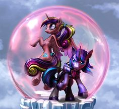 Snowglobe by harwicks-art on DeviantArt