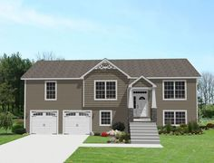 Exterior - Modular Homes by Manorwood Homes an Affiliate of The Commodore Corporation