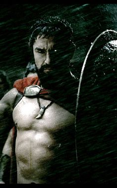 For Mindy: Gerard Butler, 300 (you're welcome)