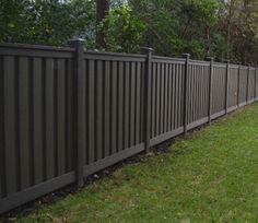 . Nice fence .