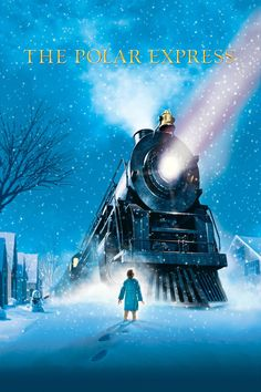 The Polar Express...excellent movie for all ages
