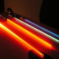 How to build a working lightsaber that can take hits.