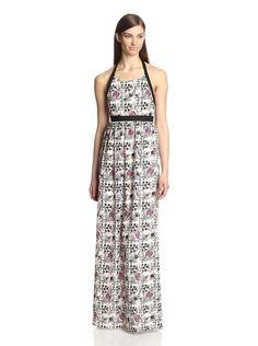 Thakoon Addition Women's Printed Cotton Eyelet Halter Maxi Dress, http://www.myhabit.com/redirect/ref=qd_sw_dp_pi_li?url=http%3A%2F%2Fwww.myhabit.com%2Fdp%2FB00R7TKP84%3F