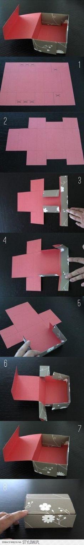 DIY giftbox (: