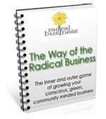 radical-business-ebook by Tad Hargrave, Marketing for Hippies