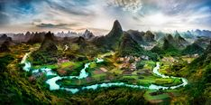Deep in the Guangxi Province of China - Trey Ratcliff