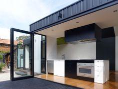 Indoor outdoor kitchen! Erval Avenue