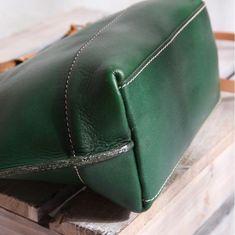 Ladies Handbags Full Grain Leather Handmade Cross body Bag Designer HandbagsCF37