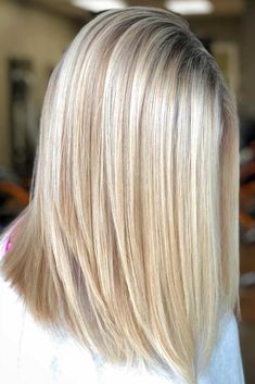 46 gorgeous balayage hair color ideas for blonde short straight hair - fri . - 46 beautiful balayage hair color ideas for blonde short straight hair – hairstyle ideas women - Hair Color Highlights, Hair Color Balayage, Blonde Balayage, Blonde Color, Natural Blonde Hair With Highlights, Thin Blonde Hair, Ombre Colour, Haircolor, Summer Blonde Hair