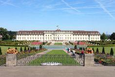 Residenzschloss, 18th century, Ludwigsburg